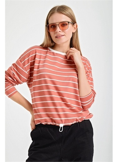 Şimal Sweatshirt Pembe